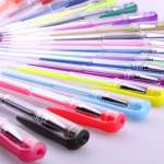 Giveaway: 30 Gel Pens including metallic colors