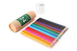 Giveaway: Eco friendly pencils with sharpener