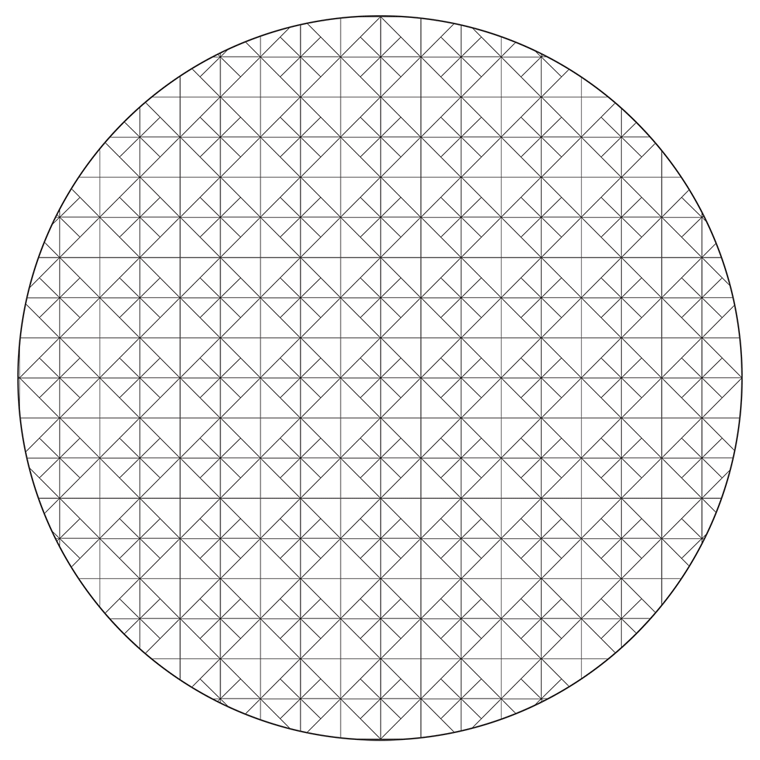 how to draw geometric mandalas