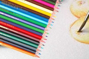 Giveaway: 24 Watercolor Pencils