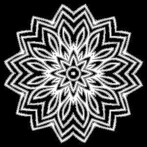 Mandala Coloring Page #42