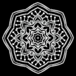 Mandala Coloring Page #44