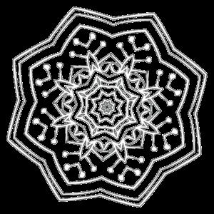 Mandala Coloring Page #45