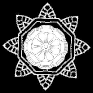 Mandala Coloring Page #48