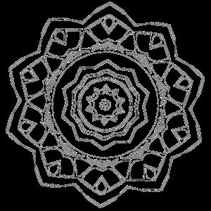 Mandala Coloring Page #52