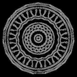 Mandala Coloring Page #53