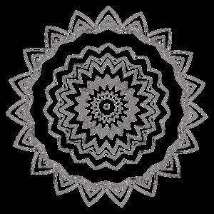 Mandala Coloring Page #57