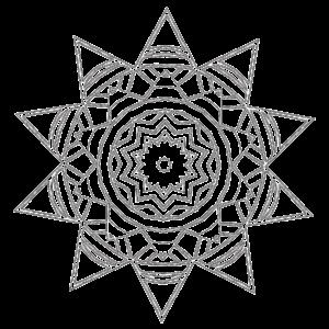 Mandala Coloring Page #59