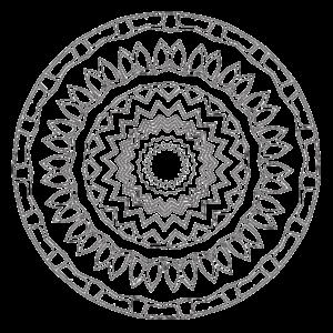 Mandala Coloring Page #60