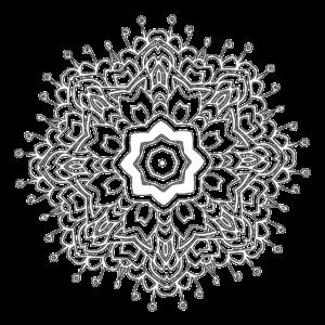 Mandala Coloring Page 71