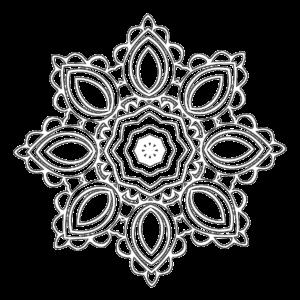 Mandala Coloring Page 72