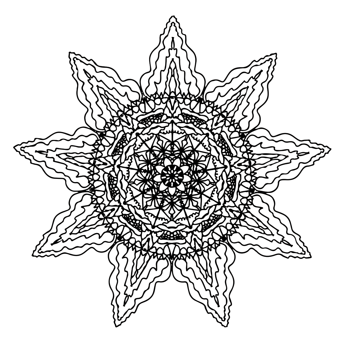 toddler sun mandala coloring pages - photo#25