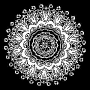 Mandala Coloring Page 80
