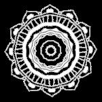Mandala Coloring Page 84