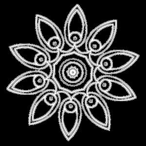 Mandala Coloring Page 88