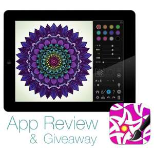 Review & Giveaway: iOrnament app