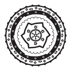 Japanese Style Mandala